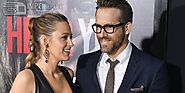 Blake Lively Ryan Reynolds And Hugh Jackman's Instagram Photo