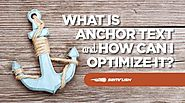 What Is Anchor Text And How Can I Optimize It? | SEMrush community