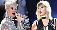Katy Perry And Taylor Swift End Feud