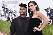 Bella Hadid and The Weeknd Reunited and Got Cozy in Cannes Impelreport