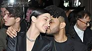 Bella Hadid Latest News | Weeknd Kissed In Cannes | Impelreport