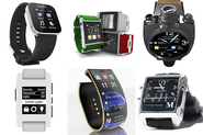 Top 5 Smart Watches 2014