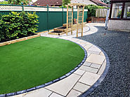 Landscaping services in Fife