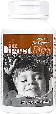 Digest Right Comprehensive Enzyme Supplement for Children 90 Capsules
