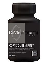 Cortisol Benefits 60 caps- a1supplementstore