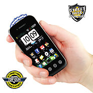 Streetwise SamStun Cell Phone Rechargeable Black - BeeSafeSolutions