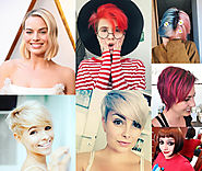 66+ Best and Cute Short Hairstyles for Women to Enhance your Personality - Sensod - Create. Connect. Brand.