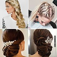 21+ Most Popular Prom Hairstyles for Girls - Sensod - Create. Connect. Brand.