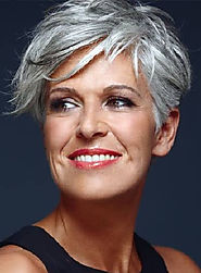 35 Short and unique hairstyles for women over 50 - Sensod - Create. Connect. Brand.