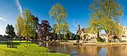 Bourton on Water - The Cotswolds - Van Marle Chauffeurs
