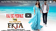 Aaj Se Pahle Lyrics Armaan Malik | New Song | Lyrics Wrap