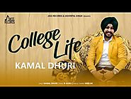 College Life - Kamal Dhuri | Lyrics Wrap
