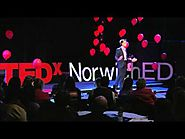 Redefining Learning & Teaching using Technology. | Jason Brown | TEDxNorwichED