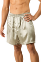 Men's 100% Silk Boxers (Country Club); Luxury Underwear & Sleepwear - TexereSilk