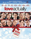 Love Actually (Blu-ray + DVD + Digital Copy + UltraViolet + Collectible Ornament)