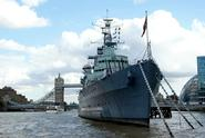Tips for visiting the HMS Belfast