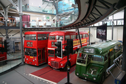London Transport Museum is one of the most family friendly sites in London | Family Vacation Plans