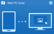 Web PC Suite - Manage Android Contents on PC Wirelessly