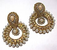 Earrings Online Shopping Store in India
