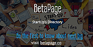 Discover new and hot tech startups | BetaPage
