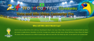 2014 FIFA World Cup Giveaway: Vote and Win MacX Video Converter Pro