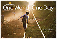 One world, one day / by Barbara Kerley.