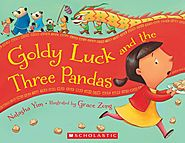 Goldy Luck and the three pandas / Natasha Yim ; illustrated by Grace Zong.