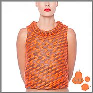 Orange Wool Jersey Madness – Anthony's Emporium