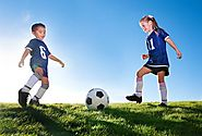 Pros and Cons of Children Playing Sports -
