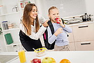 Parenting Tips: Morning Routine for School -