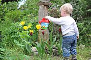 Garden Safety for Kids – Childproofing Your Garden for Spring -