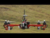 101kmph Quadcopter -- OFM Seeker 450 V2 Special Edition