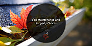 Fall Maintenance for your Property
