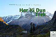 Har Ki Dun Trek 2019 with the Best Trek Organizer