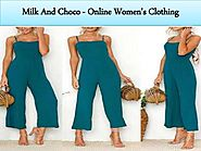 Milk And Choco - Online Women's Clothing