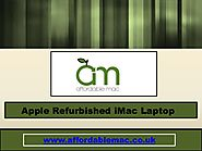 Apple Refurbished iMac Laptop
