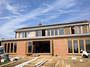 Personalised house extension services in London
