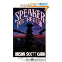 Speaker for the Dead (Ender, Book 2) by Orson Scott Card