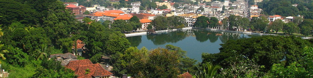Headline for Top 5 Places to Visit near Getambe Temple, Kandy - Exploring the city of Kandy