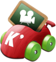 KidsMotion, videos and creativity for kids