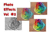 Photo Effects #2 - Visual Effects (Mac App)