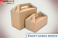 Website at https://printcosmo.com/boxes/kraft-boxes/