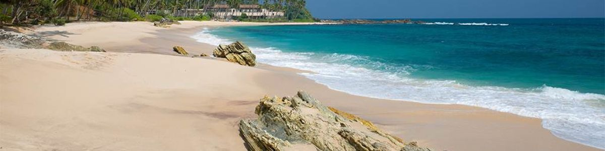 Headline for Top Six Beaches in Sri Lanka - Enjoy the Stunning Coastal Belt of the Pearl of the Indian Ocean