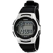 Buy Casio Men's Watch - W-213-1AVDF Online Dubai | Casio Watches Online UAE | Casio Watches Online Dubai | Casio Watc...