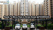 Nirala Estate Noida Extension, Nirala Estate - Price List, Possession