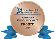 G-Cube Wins At The Brandon Hall Excellence In Technology Awards 2015