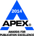 G-Cube Garners Two APEX 2014 Awards for Publication Excellence