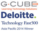 G-Cube Awarded the Deloitte Technology Fast 500 Asia-Pacific Award for the Sixth Consecutive Year