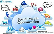 Iqmetrics Technology - Best Social Media optimization Services, Noida, India