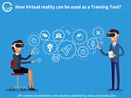 How Virtual Reality be used as a Training Tool? CHRP INDIA Pvt Ltd.